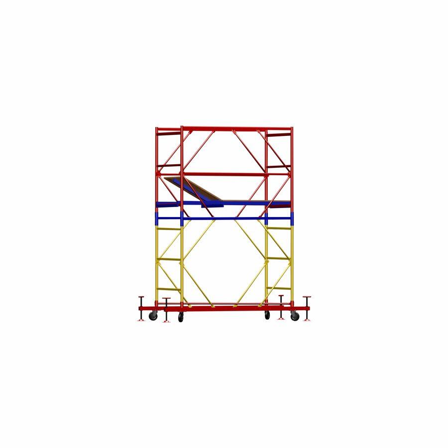 Celtniecības tornis BPC 4 (1200mm*2000mm; 2,7m)