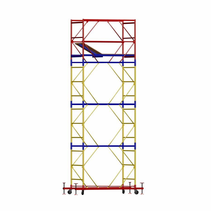 Celtniecības tornis BPC 4 (1200mm*2000mm; 5,1m)