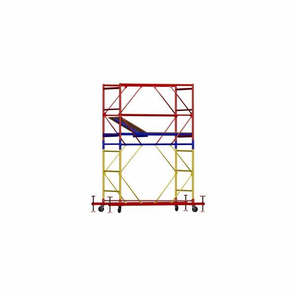 Celtniecības tornis BPC 2 (700mm*2000mm; 2,7m)